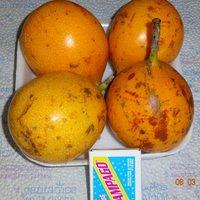 Плоды гранадиллы сладкой