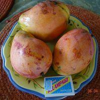 Плоды манго, сорта Ирвин