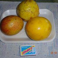 Плоды маракуйи